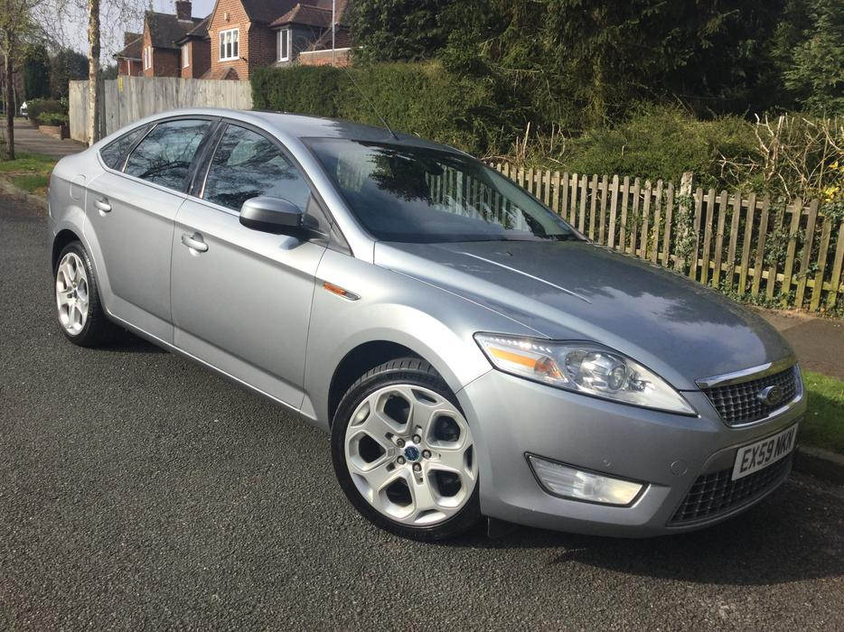 ford mondeo 2 2 tdci 173 titanium x hatch new shape with. Black Bedroom Furniture Sets. Home Design Ideas