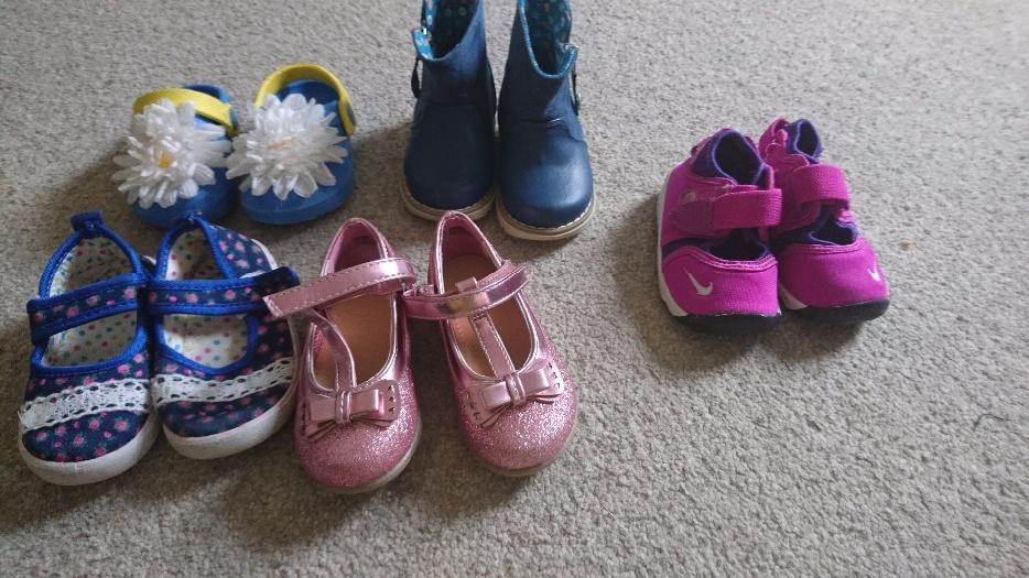 Baby Girl Shoes West Bromwich Dudley