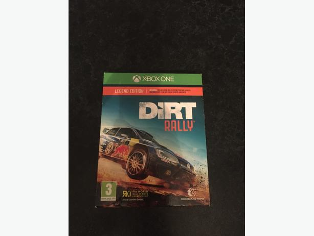 dirt rally xbox one game willenhall dudley. Black Bedroom Furniture Sets. Home Design Ideas
