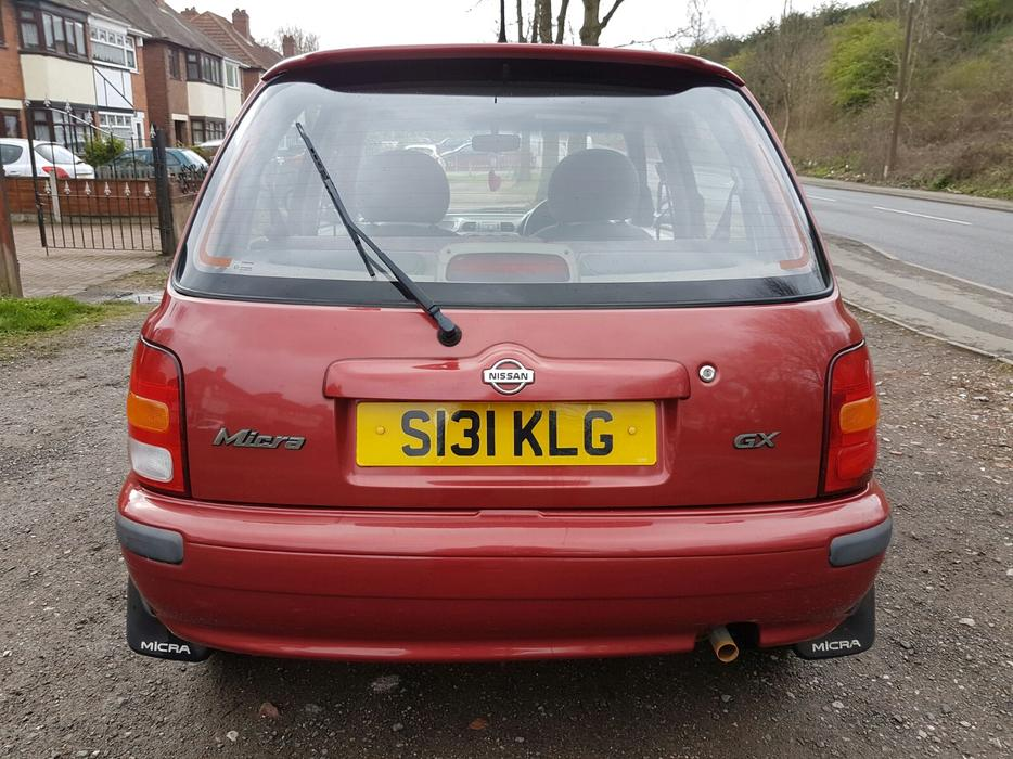nissan micra 98 plate 1 owner 67000 fsh 5 door hatch nissan micra k11 workshop manual nissan micra k11 repair manual
