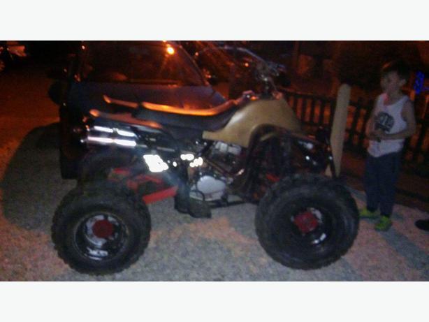 233cc quad 2cylinder
