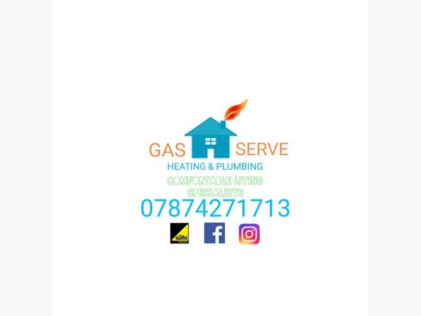 FOR TRADE: Gas Serve Heating & Plumbing