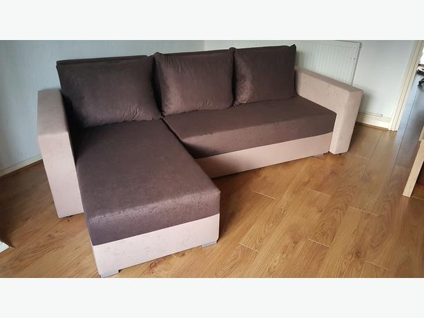 Corner sofa bed in very good condition // free delivery
