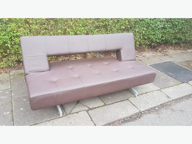 DWELL Pisa sofa bed in very good condition // free delivery