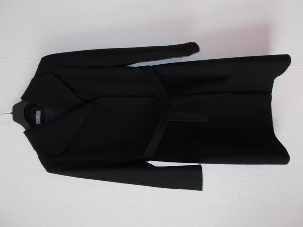 Black coat size 12.