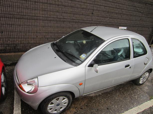 Ford Ka Breaking For Spares