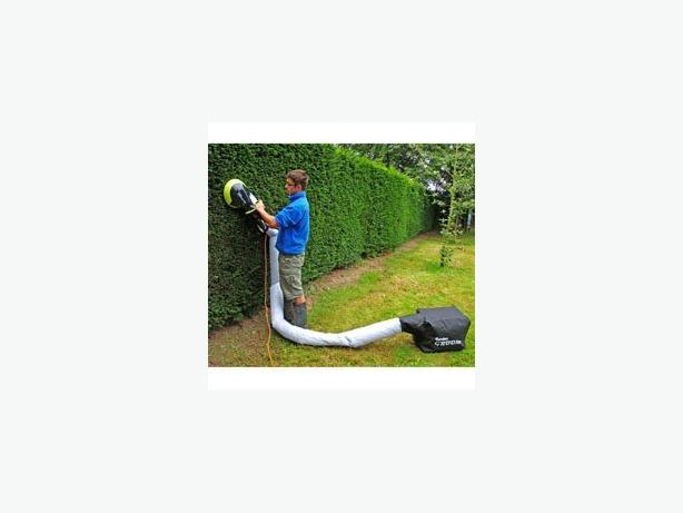 garden groom pro hedge trimmer with collection bag darlaston dudley. Black Bedroom Furniture Sets. Home Design Ideas
