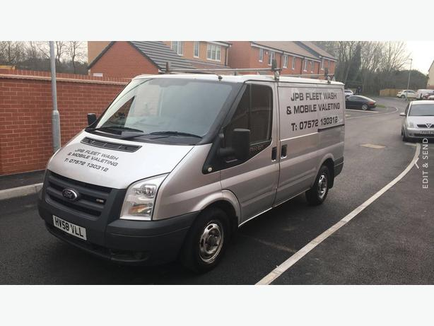 2009 Ford Transit 2.2 Tdci runs and drives really well first to see will buy