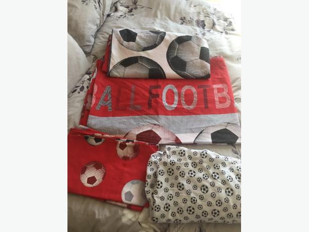 football bedding