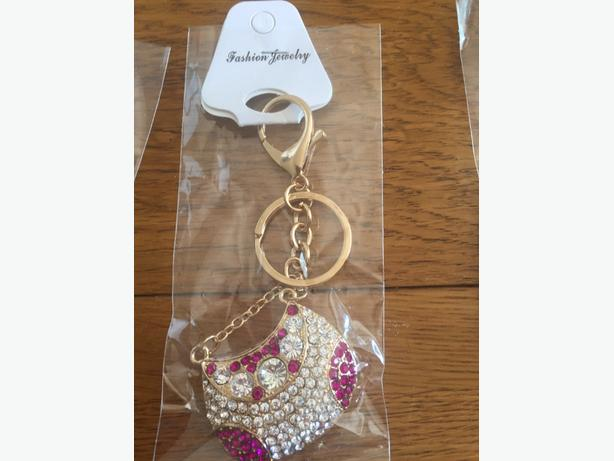 handbag charms/ key rings