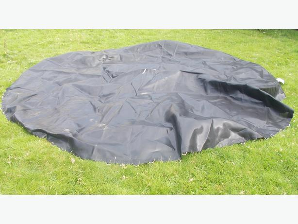 16FT Trampoline Mat WIth Triangle Ring