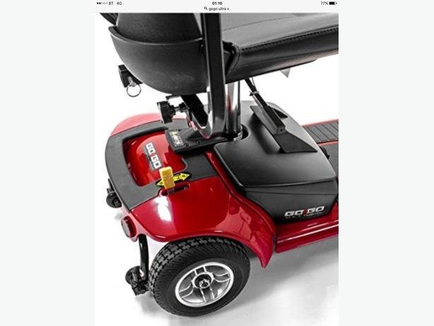 Mobility scooter nearly new