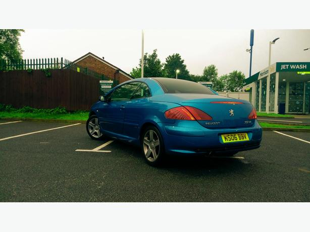 Peugeot 307 CC 2006 YEAR low milages !!!!