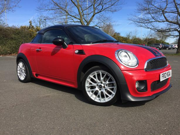 Mini Cooper 1.6 Coupe JCW Kit