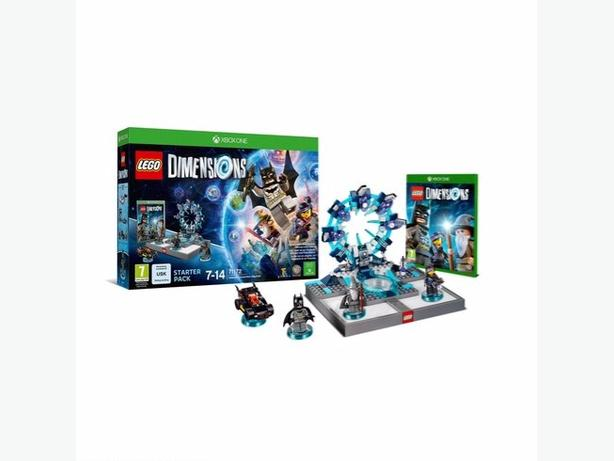 Xbox one s 500GB with lego dimensions