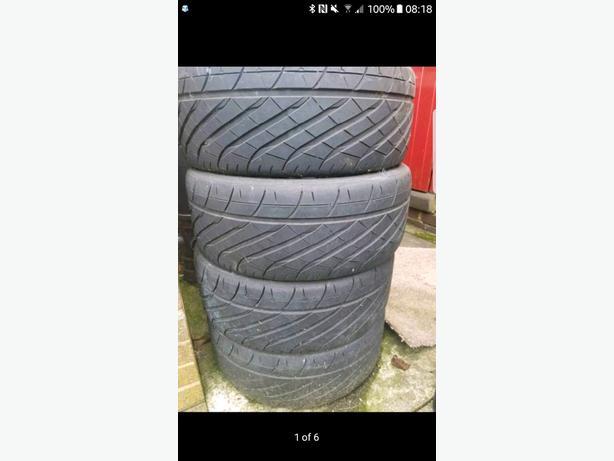 parada tyres 205/40zr17 84w
