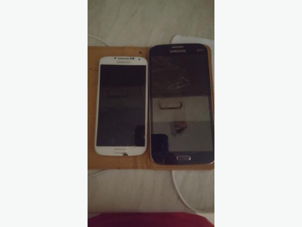 2 spares or repairs phones