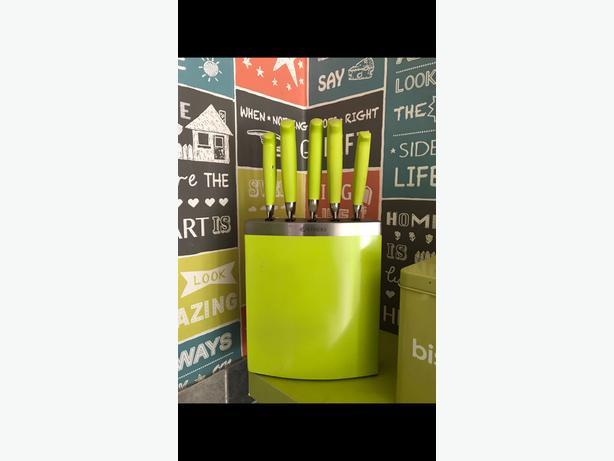 Lime green bundle