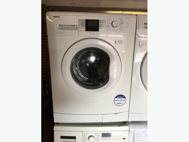 BEKO 7KG WASHING MACHINE VERY CLEAN AND TIDY 🌎🌎🌎🌎PLANET APPLIANCE