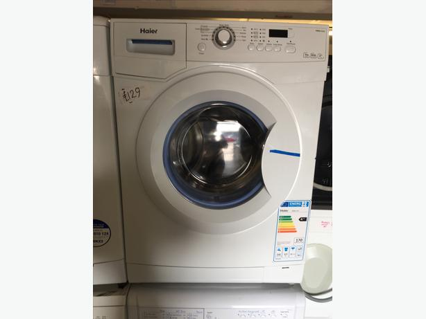 HAIER 6KG WASHER VERY CLEAN AND TIDY 🌎🌎🌎PLANET APPLIANCE