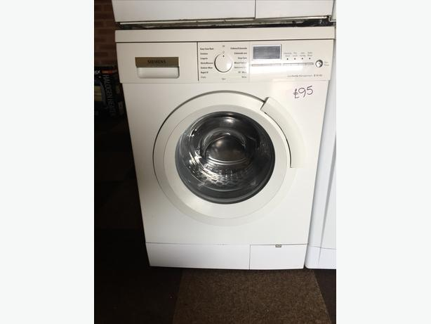 SEIMENS 6KG  WASHING MACHINE VERY CLEAN AND TIDY 🌎🌎🌎 PLANET APPLIANCE