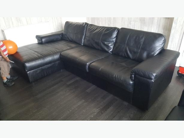 L shape corner sofa FREE armchair