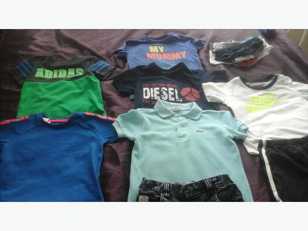 Boys summer bundle age 2-3