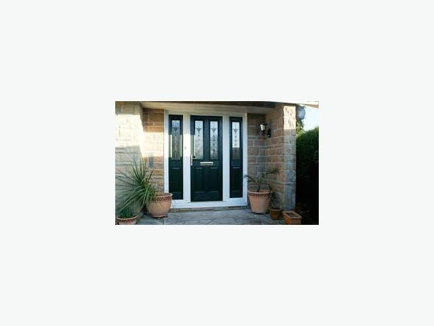 FOR TRADE: supply and fitted composite doors