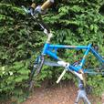 RALEIGH BURNER BMX MK1 80's