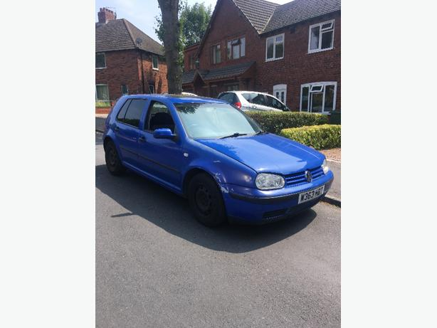 mk4 golf NO OFFERS READ THE ADD !!!