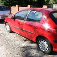 2003 PEUGEOT 206 1.4 MOT NOV LOOKS AND DRIVES GOOD £650
