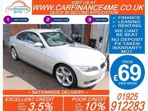 2008 BMW 330D 3.0 SE AUTO DIESEL COUPE 20K
