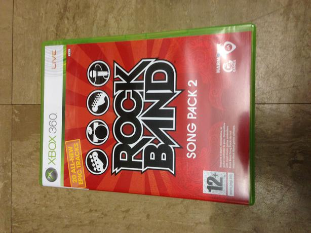Xbox 360 Rock Band Song Pack 2