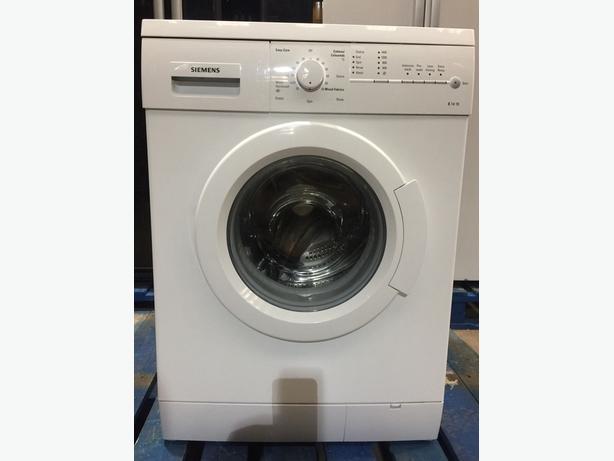 Siemens E14-16 - Washing machine