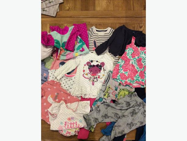 18-24 month clothing bundle