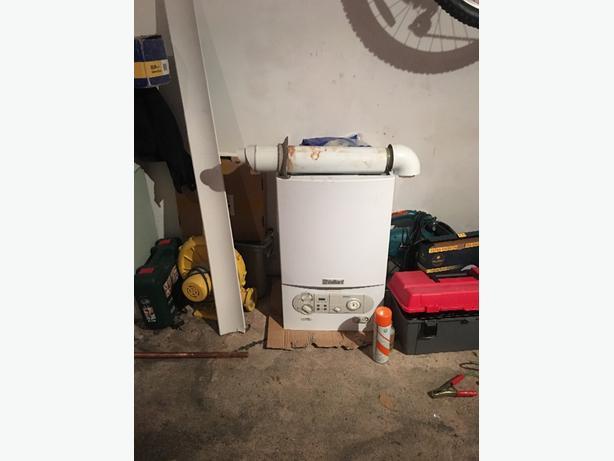 Valliant Ecotec combi boiler