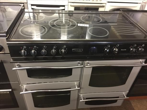 FULLY ELECTRIC RANGE COOKER WITH GENUINE GUARANTEE