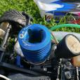 Vanguard Pro 1/8 RC .21 Nitro Race Tuned Engine