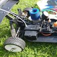 Vanguard Pro 1/8 RC .21 Nitro Race Tuned Engine