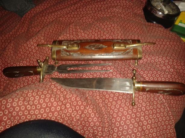vintage indian knife