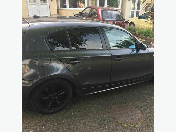 Bmw 1 series 2litre sport full leathers prive plate
