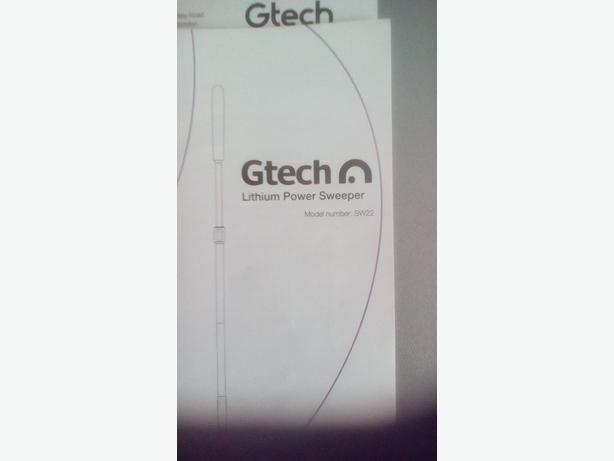 Gtech Lithium Power Sweeper