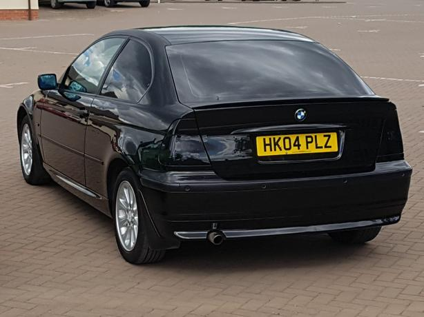bmw compact 1.8 modified