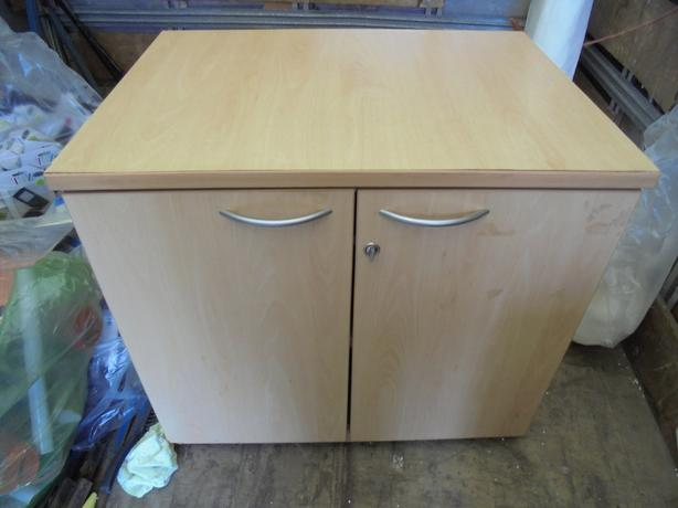 Cabinet 2 door with key