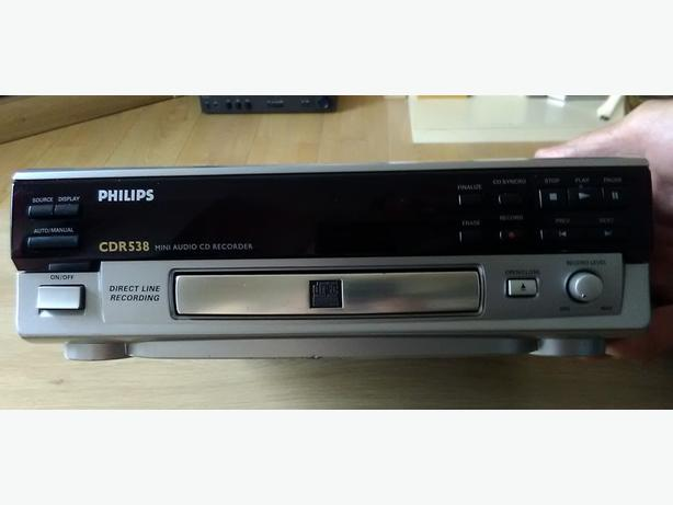 REDUCED AGAIN ......Philips CD Recorder