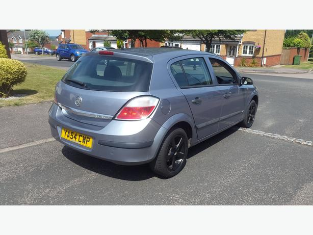 VAUXHALL ASTRA H 1.6 TWINPORT 2005 PLATE BARGAIN SWAPS PX TRY ME