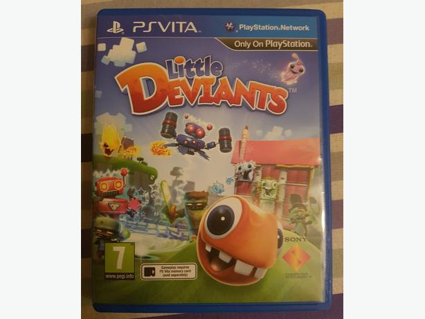 Little Deviants for Sony PlayStation Vita