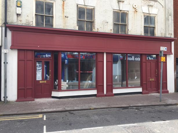 Spacious Commercial Property to Rent on Wolverhampton Street, Dudley, DY1 1DA