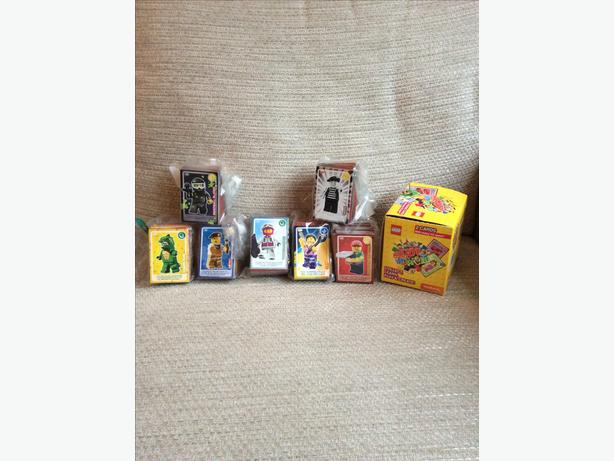 LEGO Sainsbury's collector cards - complete set & swaps