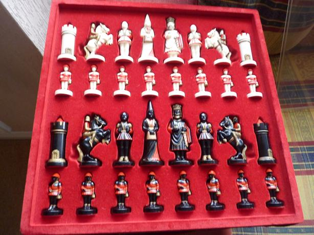Chess men